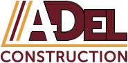 ADel Construction Logo