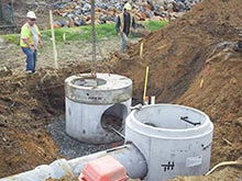 Sewer, Water & Storm Drain Construction Repair