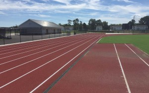 Running Track Construction