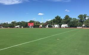 Field and Score Board
