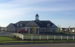 Silver Maple Clubhouse 55 plus community