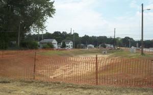 E &  S Storm Pond Construction