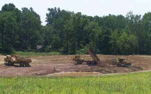Clay Liners for Permanent Pond Construction