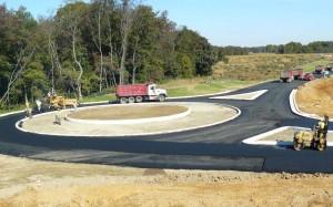 Site Development, Concrete Curbs & Hot Mix Paving