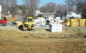 Storm Sewer Construction