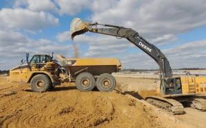 Rt 1 Excavation