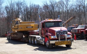 Equipment Hauling